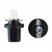 Лампа подсветки приборной панели 17035 Narva BAX 1,2W BAX8,5d/2 BLACK 12V